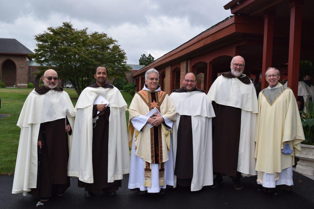 Carmelites Solemn Profession